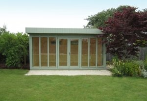 3.6 x 4.8m Salthouse Studio Representative Example