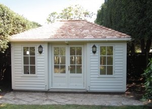 4.8 x 5.4m Garden Room Representative Example
