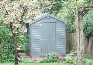 1.8 x 2.4m Classic Shed Representative Example
