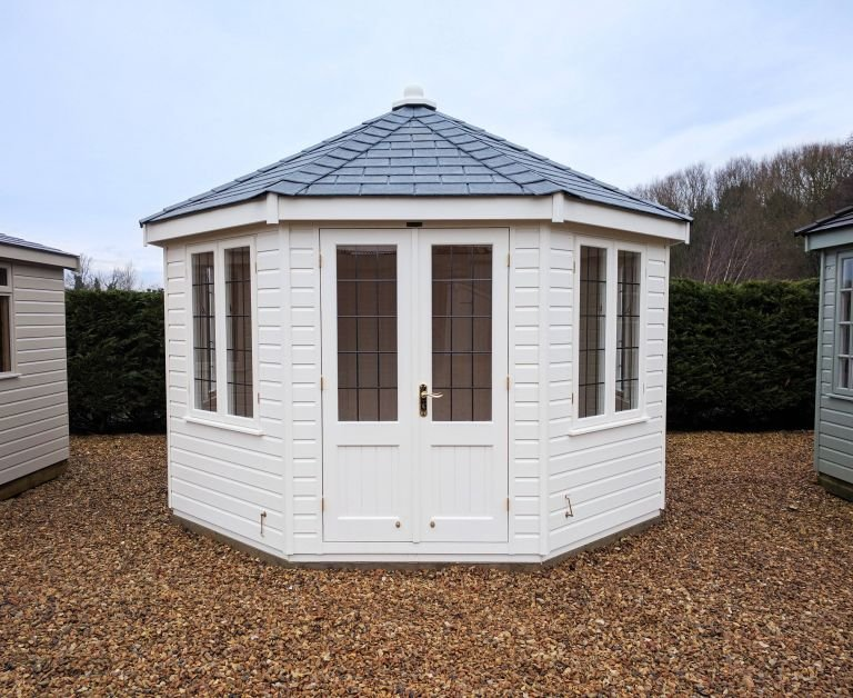 Octagonal Wiveton Summerhouse