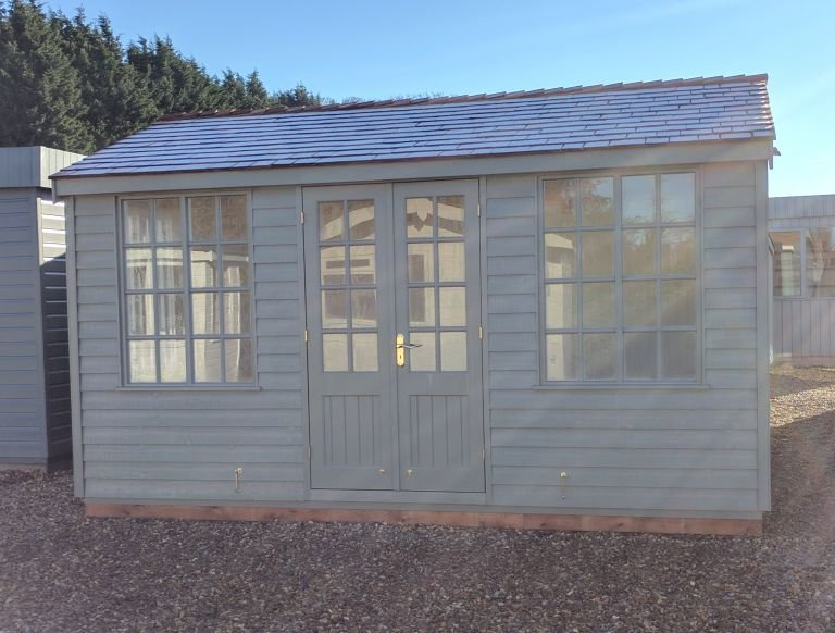 Holkham Summerhouse - 3.0m x 4.2m (10ft x 14ft)