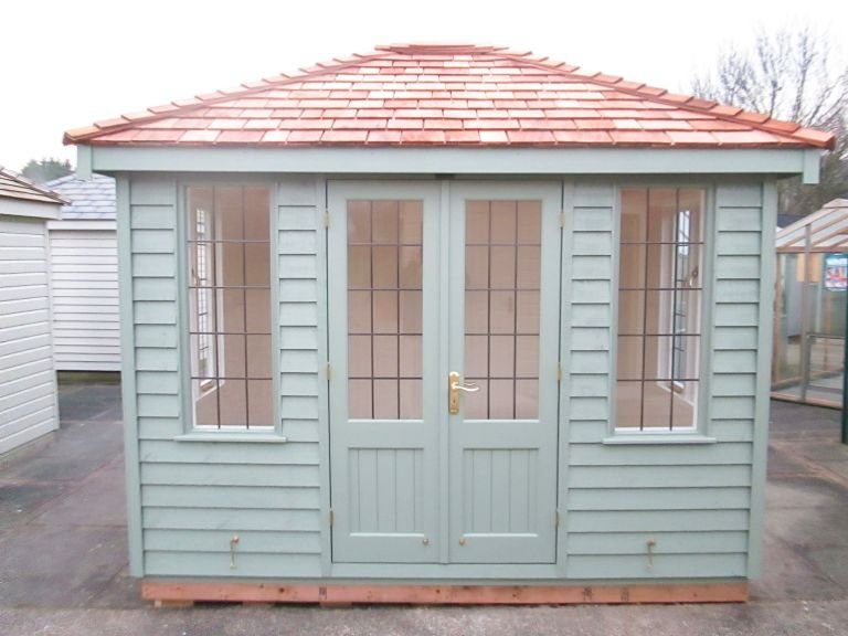Cley Summerhouse - 2.4m x 3.0m (8ft x 10ft)