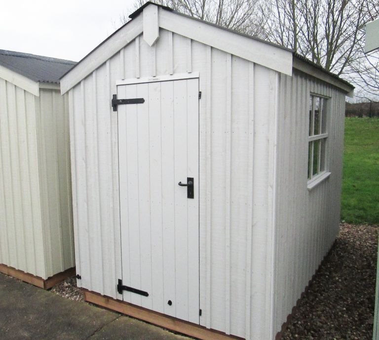 National Trust Peckover Shed - 1.8m x 3.0m (6ft x 10ft)