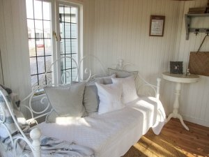 Wiveton Summerhouse Internal