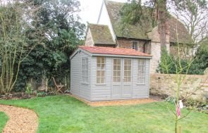 Holkham Summerhouse in Pebble Paint