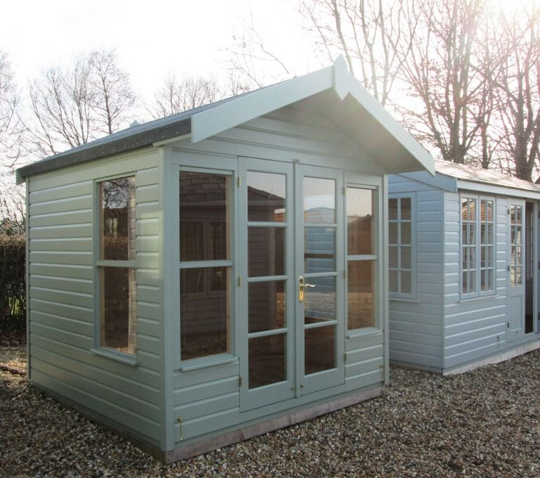 Blakeney Summerhouse in Valtti Paint