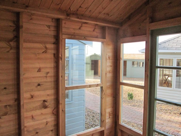 Blakeney Summerhouse Internal
