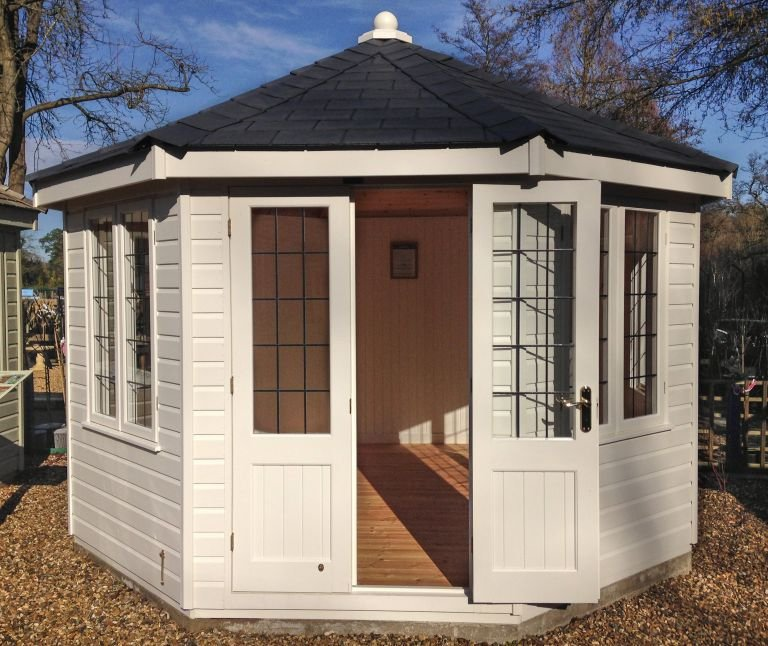 Large Wiveton Summerhouse