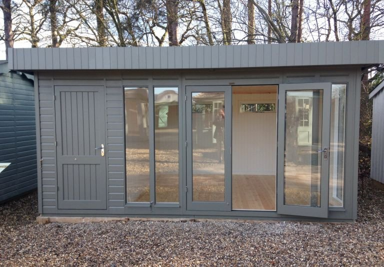 Salthouse Studio with Storage Partition