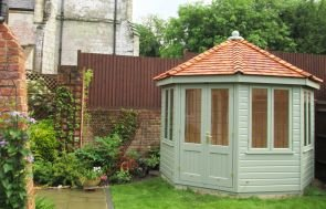 10 x 10 Wiveton Summerhouse