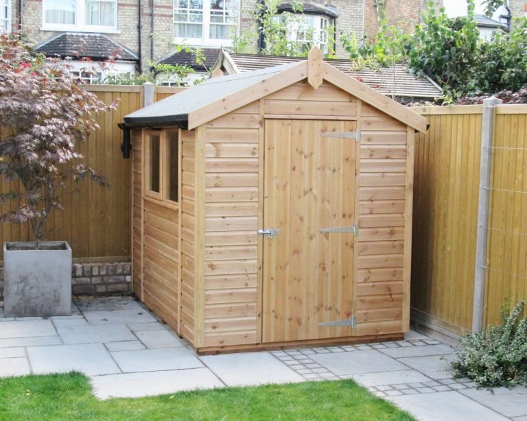 Classic Shed with Apex Roof