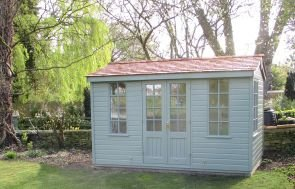 2.4 x 3.6m Holkham Summerhouse