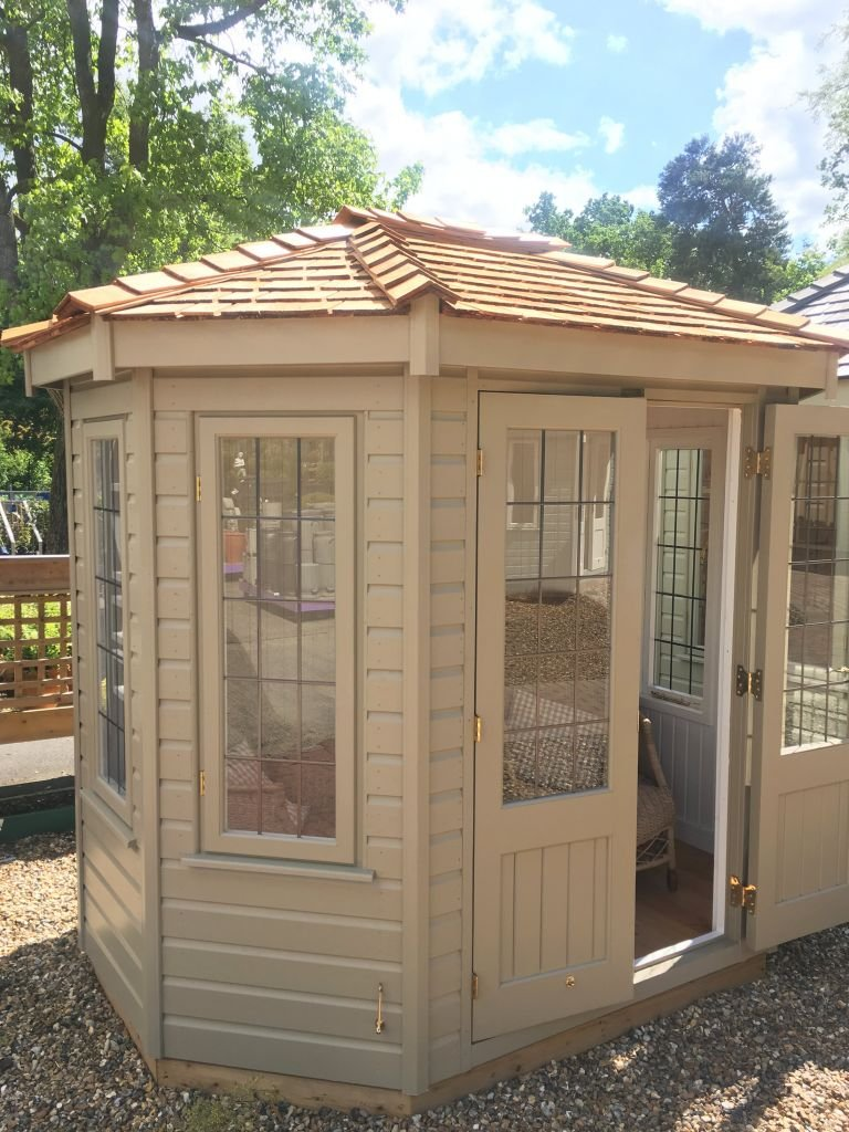 Wiveton Summerhouse at Sunningdale2