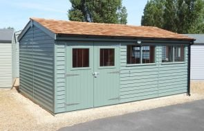Superior Garden Sheds and Workshops
