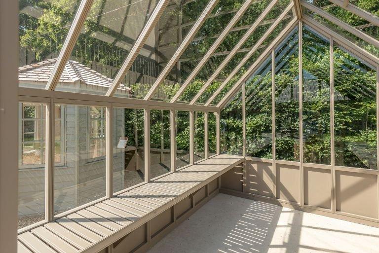 Greenhouse - 3.0m x 3.6m (10ft x 12ft)