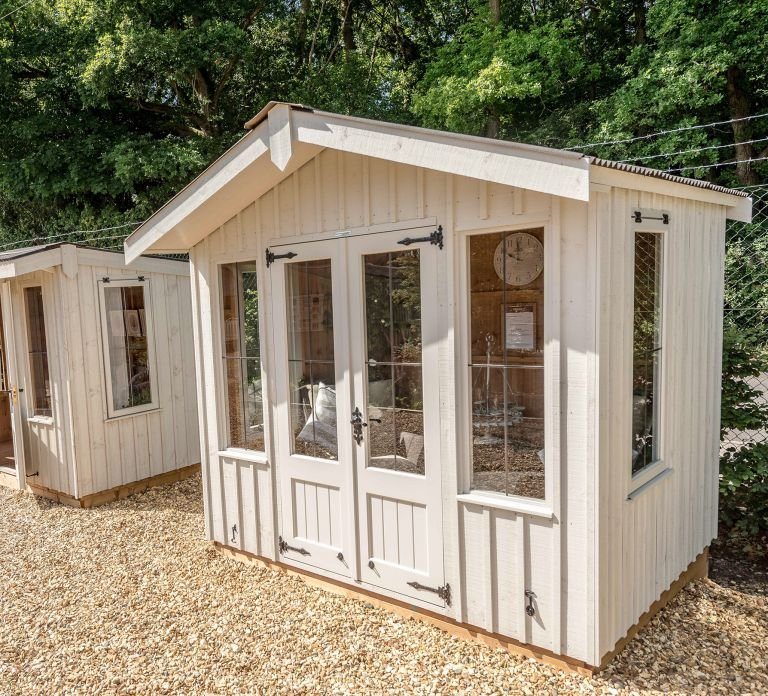 National Trust Ickworth Summerhouse  - 2.4m x 1.8m (8ft x 6ft)