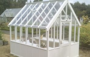 Burford Greenhouse in Ivory