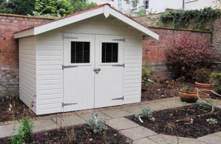 Stylish Superior Shed - Wiltshire