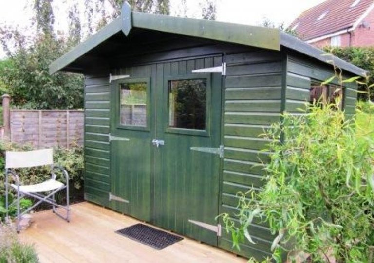 Superior Shed - Donnington