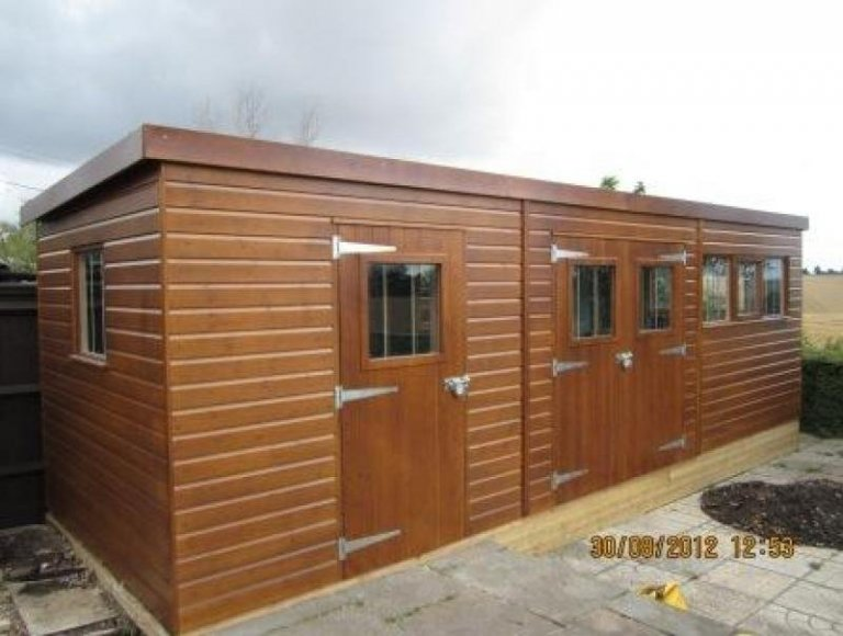 Superior Shed - Leckhampstead
