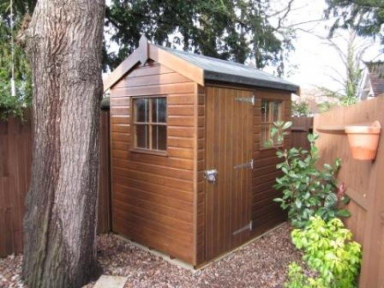 Small Superior Shed - Kirkham
