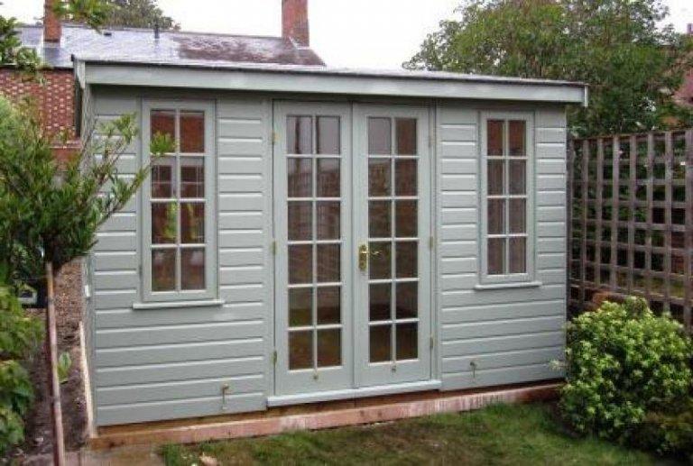 Cley Summerhouse - Ellesmere