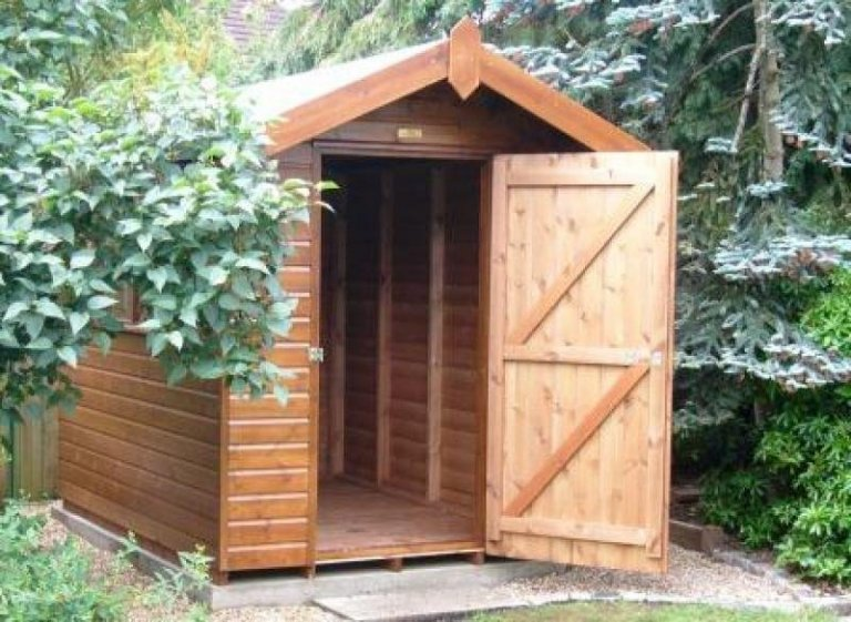 Superior Garden Shed - Romsey