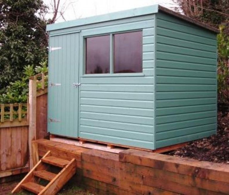 Green Classic Shed - Amersham