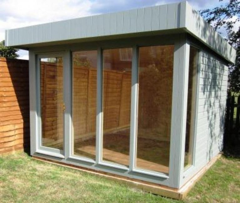 John Lewis Garden Studio - Netherfield