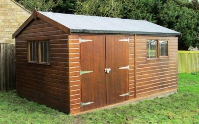 Superior Shed - Lightwater
