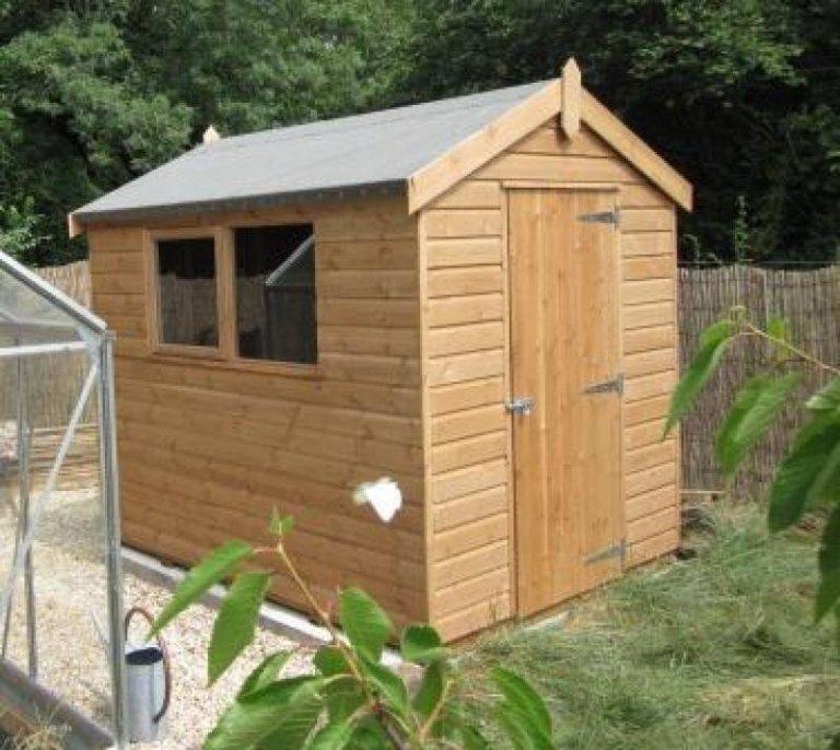 Garden Shed - Carlisle