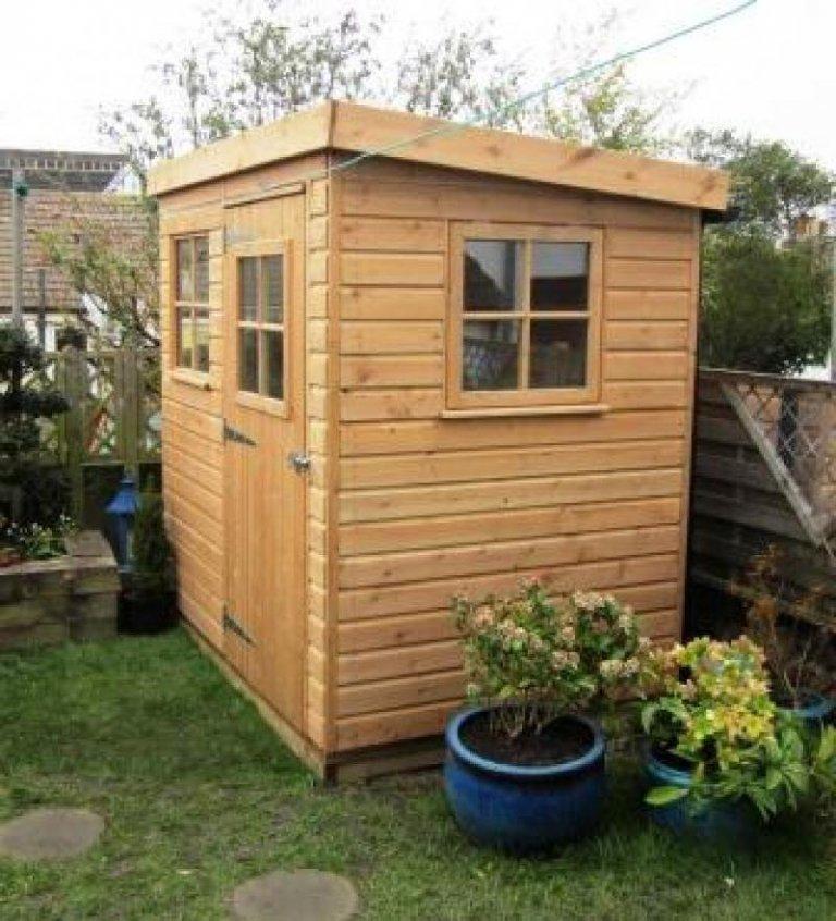 Pent Garden Shed - Durham