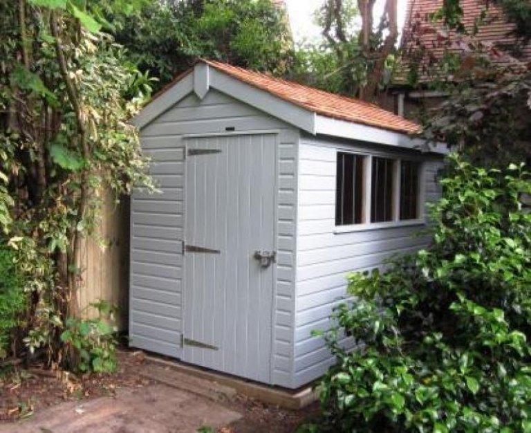 Garden Shed - Exmouth