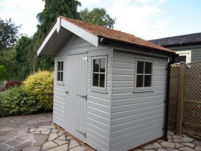 Bespoke Garden Shed - Hereford