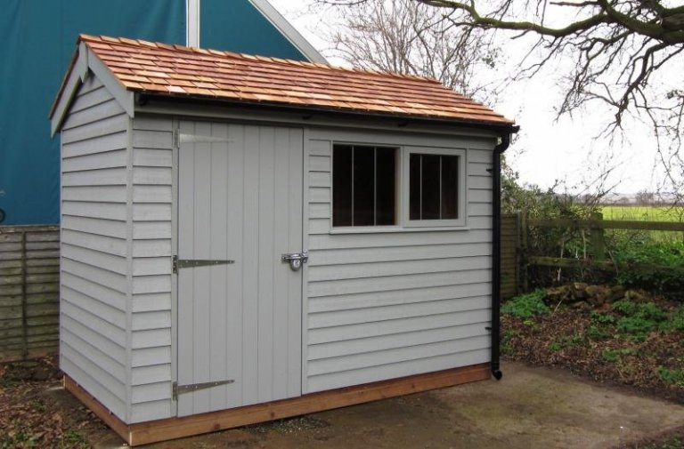 Sheds in Witney Oxfordshire