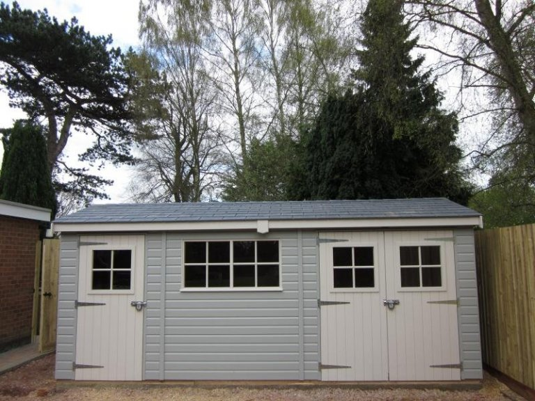 Sheds in Cirencester