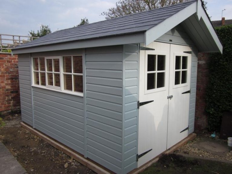 Sheds in Essex