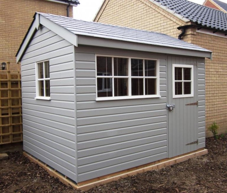 Superior Garden Shed In Hull West Yorkshire