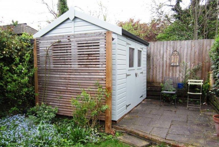 Superior Shed with Double Doors - Norfolk