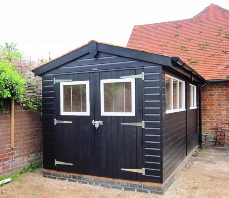 Superior Garden Shed with Double Doors - Cornwall