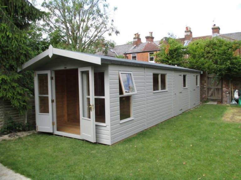 Combination Garden Shed & Summerhouse - Fife
