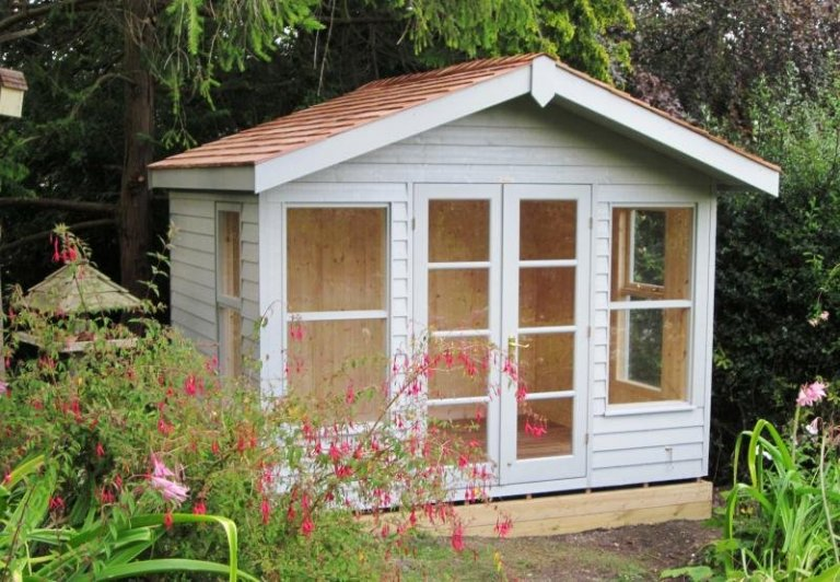 Blakeney Summerhouse with Weatherboard - Bridgwater