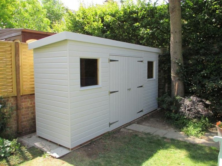 Superior Shed with Pent Roof - Highgate