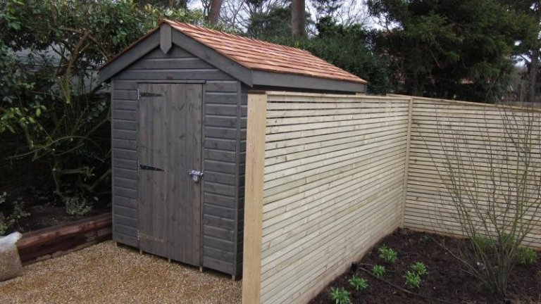 Superior Garden Shed  - Bournemouth