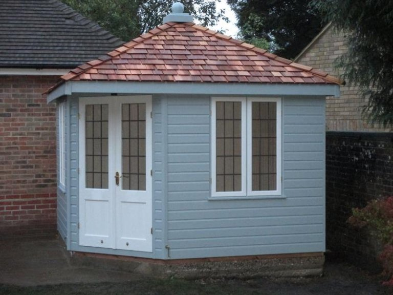 10 x 10 Wiveton Summerhouse in Essex - Chelmsford