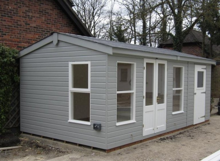 Holkham Summerhouse with Partition - South London