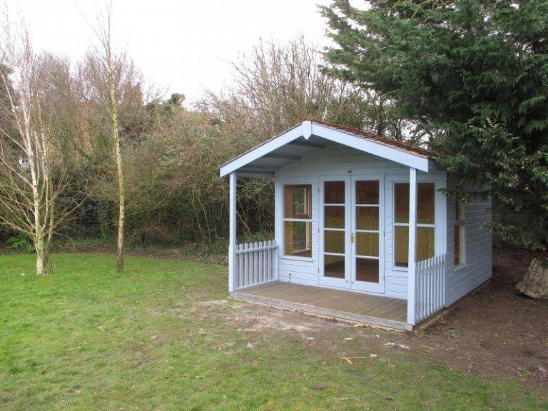 Summerhouse with Veranda - Bristol