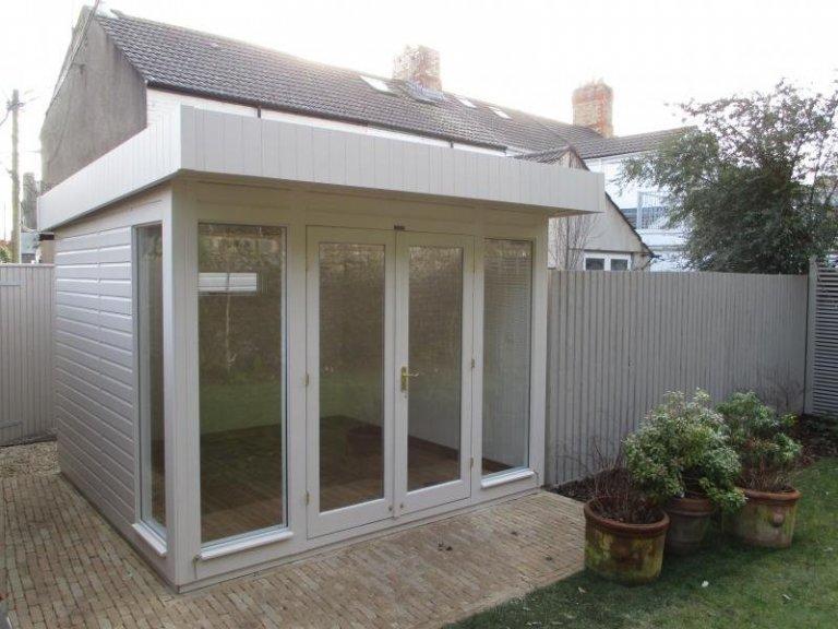Salthouse Garden Studio with Sedum Roof - Bristol