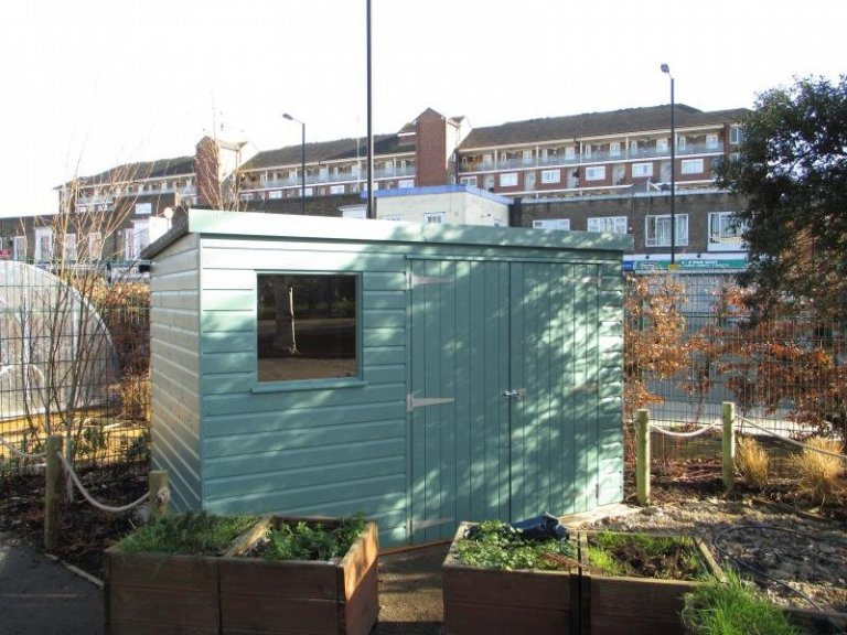Classic Garden Shed in Horsham - Horsham
