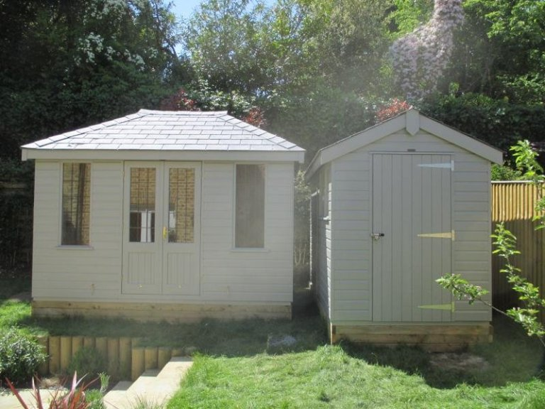 Cley Summerhouse and Superior Shed - Berkhamsted